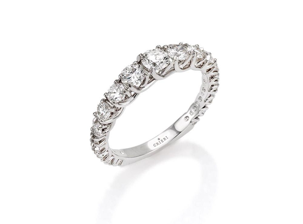 crieri anello diamanti