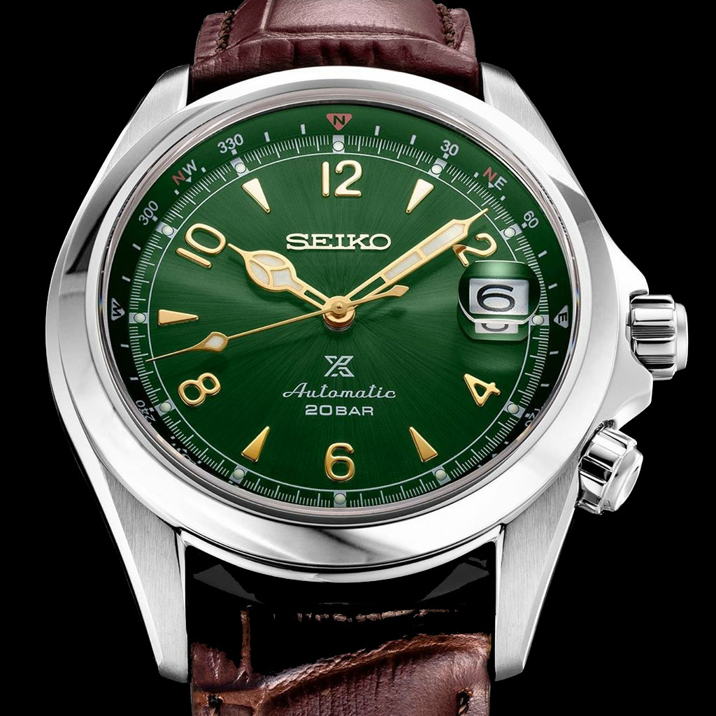orologio-seiko-quadrante-verde